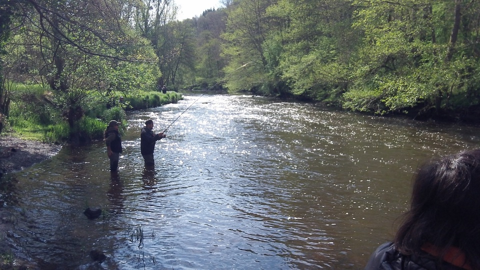 pêche aux appâts naturels