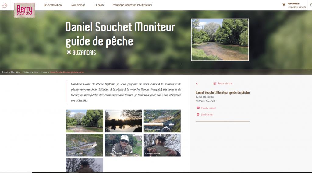 Berry Province Daniel Souchet
