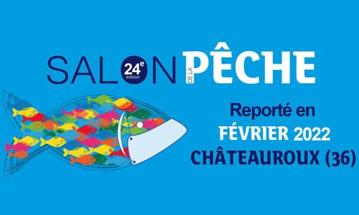 Salon pêche châteauroux 2021
